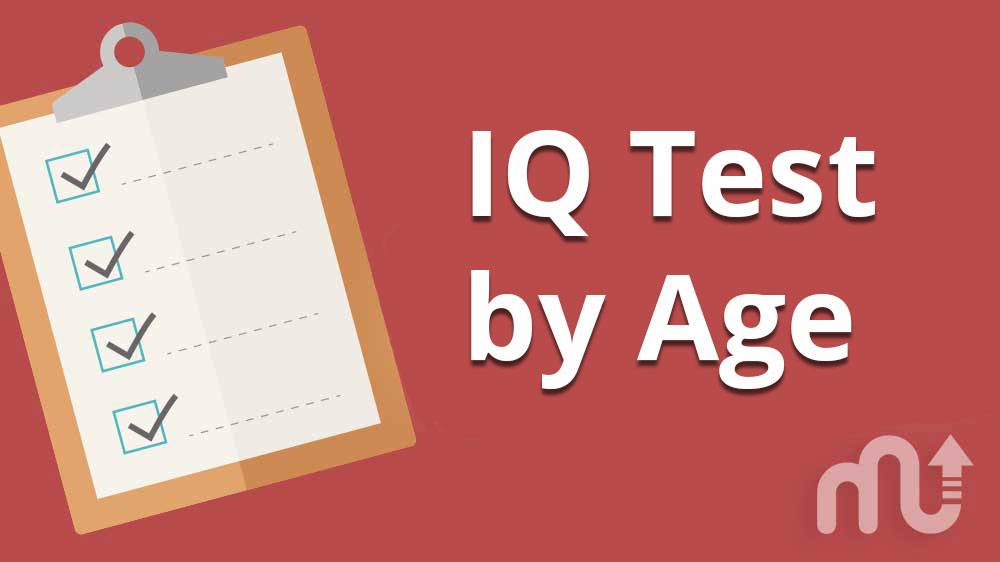 ıq test by age