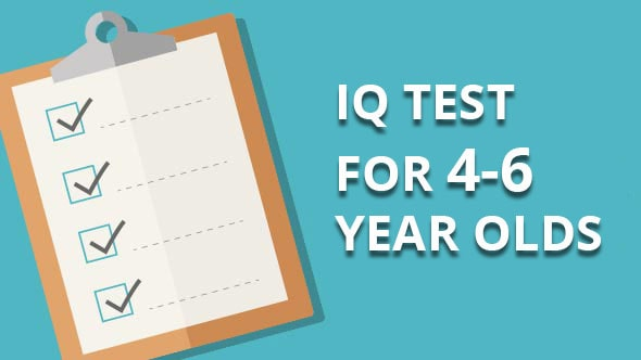 3 year old iq test online free