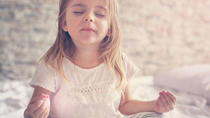 mindful breathing for children