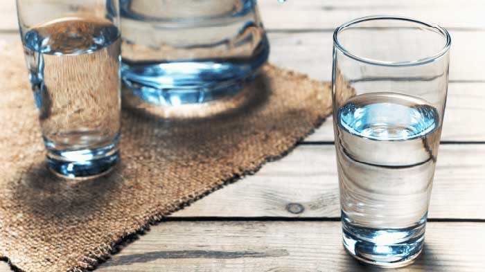 Water for Memory Improvement