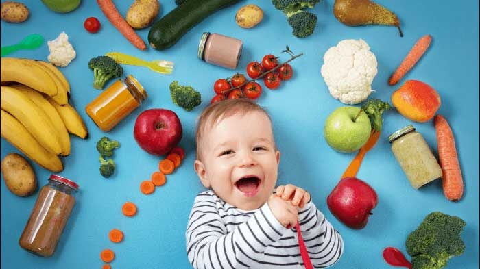 Brain Boosting Foods for Babies