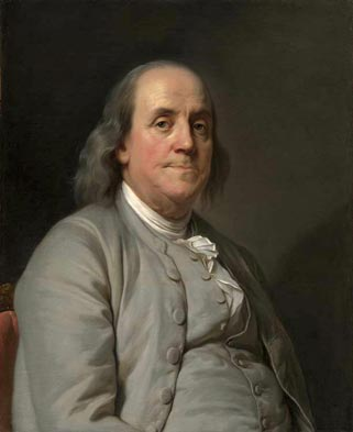 Éducation cite Benjamin Franklin