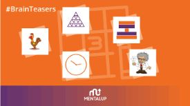 25 Brain Teasers with Answers – Fun Riddles, Puzzles and Teasers  | MentalUP