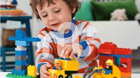 Games, Toys and Activities for 2 - 3 Years Old Children - Learning & Attention