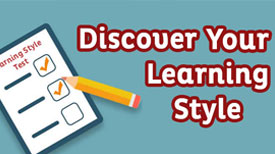 Apply Learning Style Test, Find Out Your Learning Style