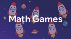 Online Math Games for Kids
