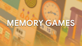 ENTERTAINING MEMORY GAMES | IMPROVE MEMORY AND CONCENTRATION