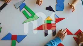 Tangram Game to Play Online -  Create Your Own Printable Tangram