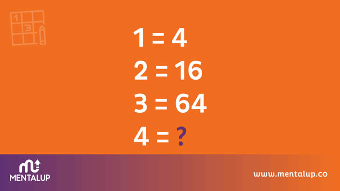 Math Brain Teaser 1