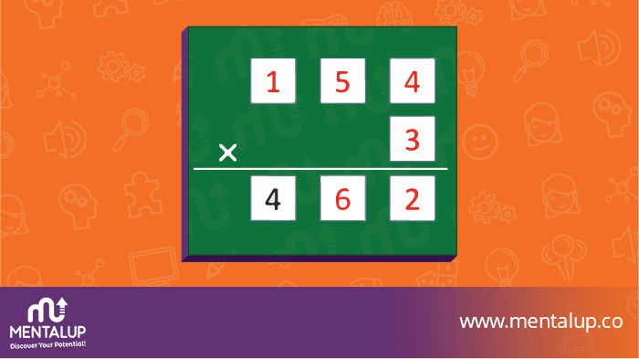 Solve the Multiplication