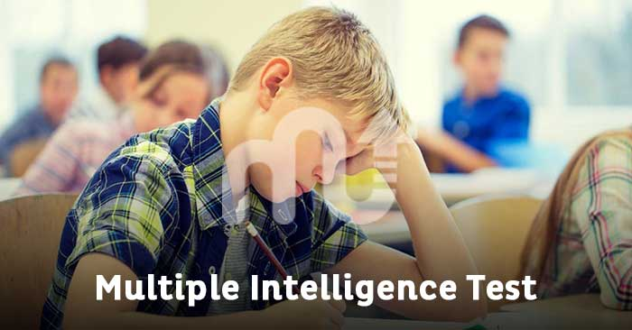 multiple intelligence test