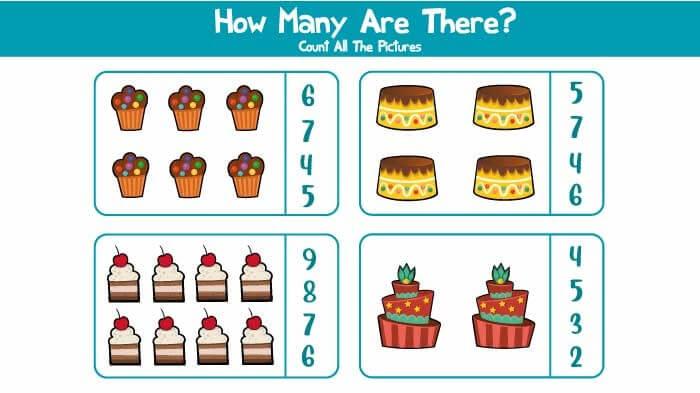 Free Preschool Math Games