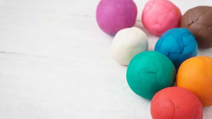 Playdough Games for Preschoolers