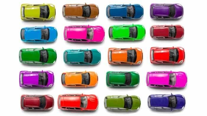 Matching Cars Game