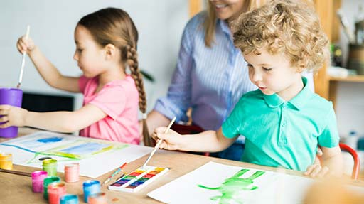 Fine Motor Skills in Children, Kids' Motor Skills for drawing