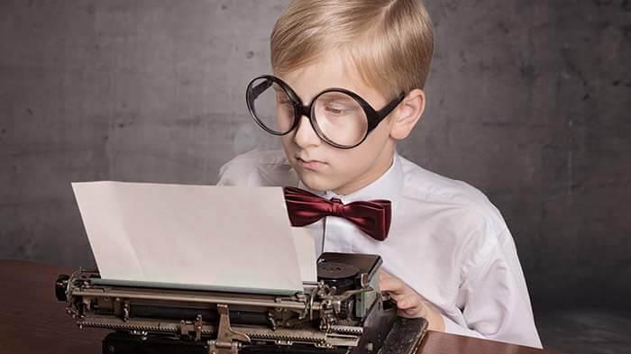 writer Kid