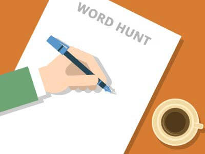 word hunt mind game